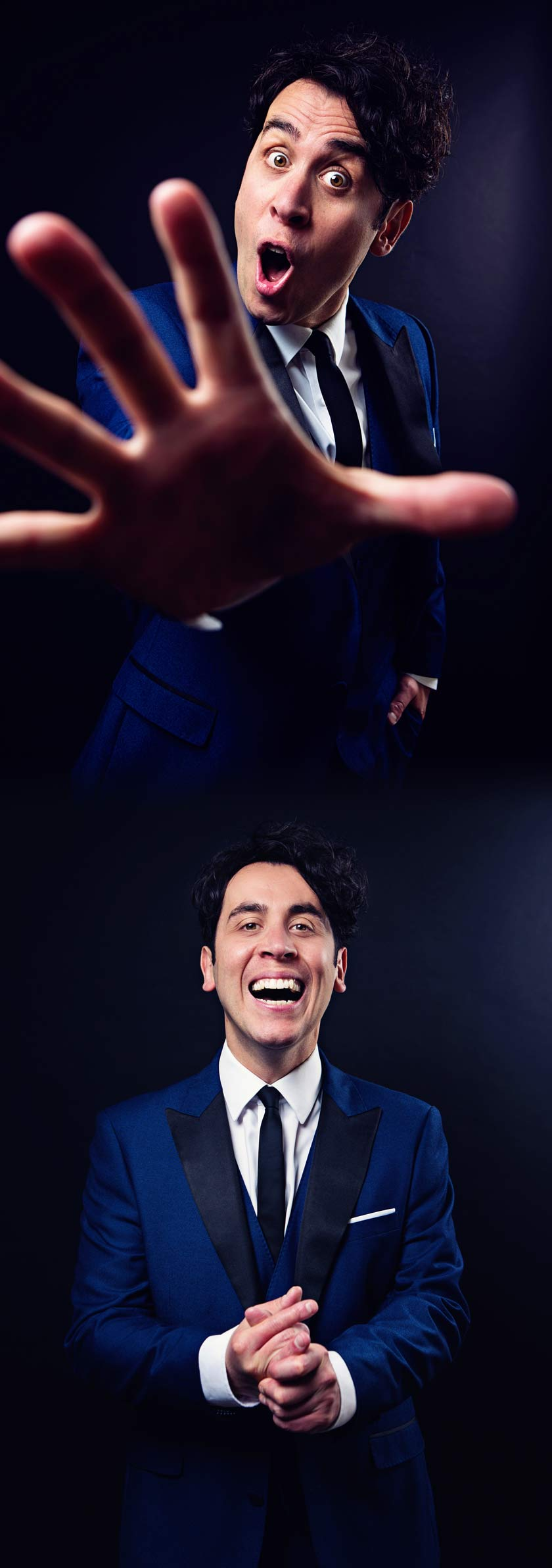 zoom magician - Pete Firman